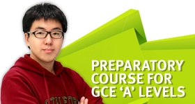 Preparatory Course for Singapore – Cambridge 'A' Levels Examination