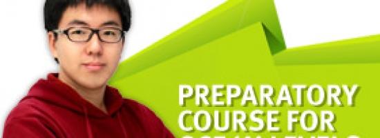 Preparatory Course for Singapore – Cambridge 'A' Levels Examination