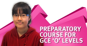 Preparatory Course for Singapore – Cambridge 'O' Levels Examination