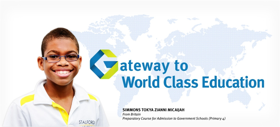 Gateway to World Class Education