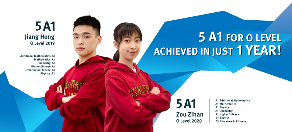 Achieved 5 A1s in One Year's Time